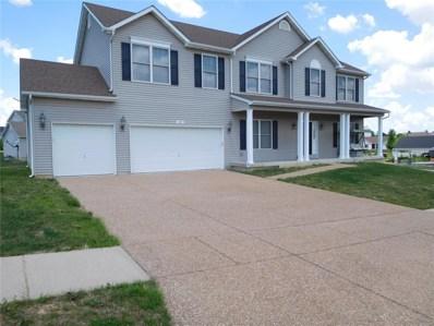 411 Fuller Drive, Wentzville, MO 63385 - MLS#: 18043993