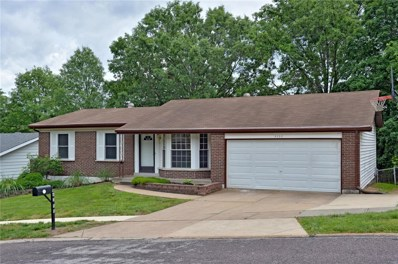 4350 Ironside Lane, St Louis, MO 63128 - MLS#: 18044029