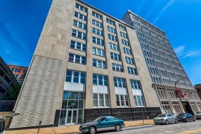 1511 Locust Street UNIT 610, St Louis, MO 63103 - MLS#: 18044104