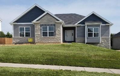 2493 Bear Creek Drive, Wentzville, MO 63385 - MLS#: 18044112