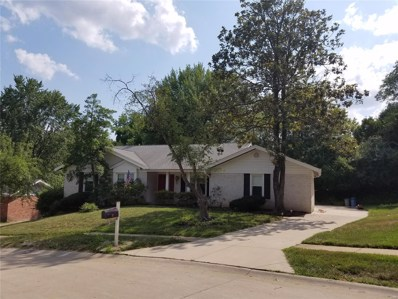 14338 Millbriar Circle, Chesterfield, MO 63017 - MLS#: 18044160
