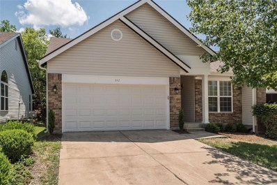 842 Whispering Village Circle, Ballwin, MO 63021 - MLS#: 18044286
