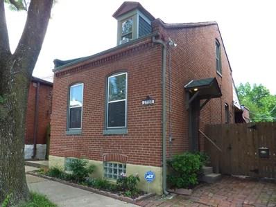 2720 McNair Avenue, St Louis, MO 63118 - MLS#: 18044335