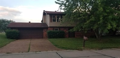 527 Whip Poor Will Street, Troy, IL 62294 - MLS#: 18044392