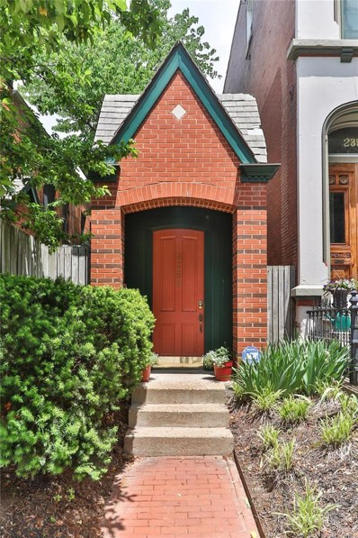 2355 Albion Place UNIT B, St Louis, MO 63104 - MLS#: 18044410