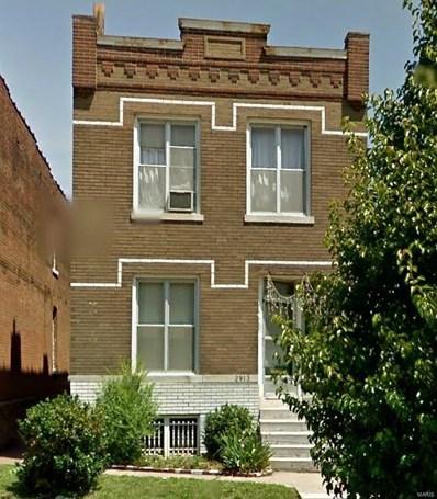 2913 Keokuk, St Louis, MO 63118 - MLS#: 18044429