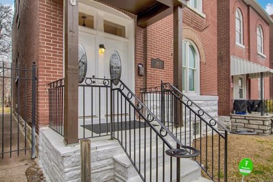 2853 Victor Street, St Louis, MO 63104 - MLS#: 18044446