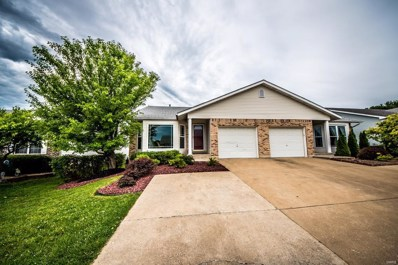 1747 Summergate Estates Drive, St Peters, MO 63303 - MLS#: 18044571