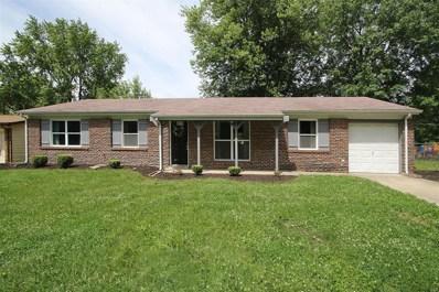 417 Todd Lane, Belleville, IL 62221 - MLS#: 18044651