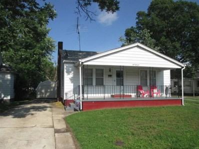 424 N Euclid Avenue, Marissa, IL 62257 - MLS#: 18044660