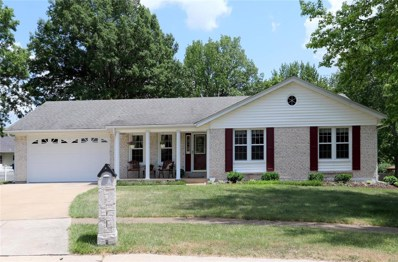 15864 Eagle Point Court, Chesterfield, MO 63017 - MLS#: 18044662