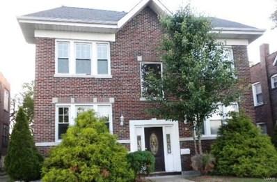 5960 Oakherst Place UNIT 1, St Louis, MO 63112 - MLS#: 18044797