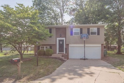 405 Lemans Way, Fairview Heights, IL 62208 - MLS#: 18044828