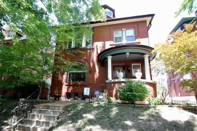 3809 Castleman Avenue, St Louis, MO 63110 - MLS#: 18044933