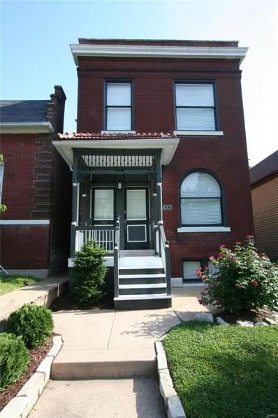 4263 Humphrey Street, St Louis, MO 63116 - MLS#: 18045019