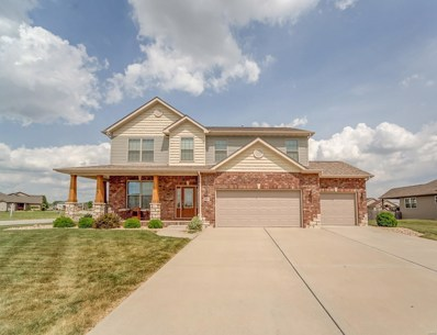 908 Ottawa Court, Mascoutah, IL 62258 - MLS#: 18045484