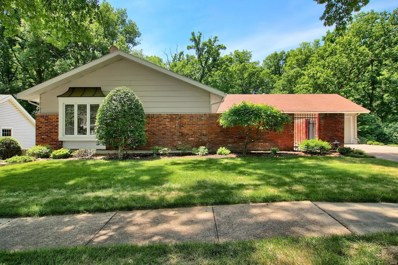 15268 Kempwood Drive, Chesterfield, MO 63017 - MLS#: 18045557