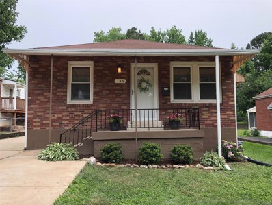 736 E Jackson, Webster Groves, MO 63119 - MLS#: 18045657