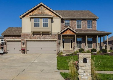 17 Ridge Manor Court, Wentzville, MO 63385 - MLS#: 18045810