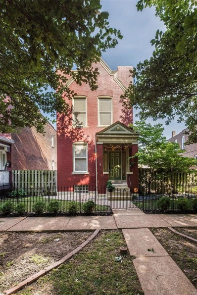 3191 Alfred Avenue, St Louis, MO 63116 - MLS#: 18045818