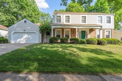15534 Canyon View, Chesterfield, MO 63017 - MLS#: 18045845