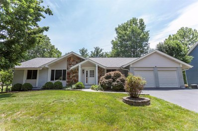 14872 Sycamore Manor Drive, Chesterfield, MO 63017 - MLS#: 18045871