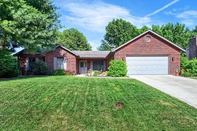 1118 Shadow Ridge Xing, O\'Fallon, IL 62269 - MLS#: 18045993