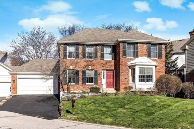 1109 Webster Oaks Lane, Webster Groves, MO 63119 - MLS#: 18046027