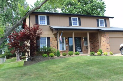 9269 Cinnabar Drive, Sappington, MO 63126 - MLS#: 18046353