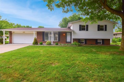 428 Anita Drive, Fairview Heights, IL 62208 - MLS#: 18046385