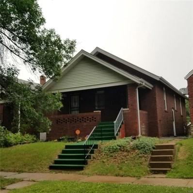4821 Penrose Street, St Louis, MO 63115 - MLS#: 18046389