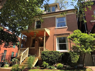 3807 Russell, St Louis, MO 63110 - MLS#: 18046445