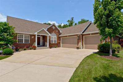 5355 Yaeger Circle Drive, St Louis, MO 63129 - MLS#: 18046517
