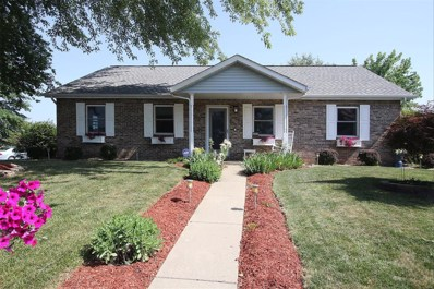 633 Deerfield Drive, Swansea, IL 62226 - MLS#: 18046659