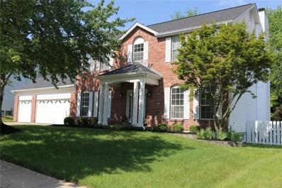 625 Ridgewoods Manor Drive, Ellisville, MO 63038 - MLS#: 18046670