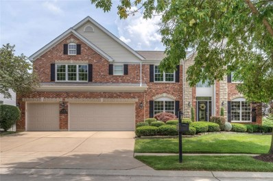 1076 Nooning Tree Drive, Chesterfield, MO 63017 - MLS#: 18046812