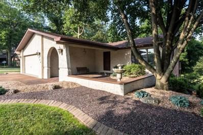 526 N Burr Oak Drive, Trenton, IL 62293 - MLS#: 18046908