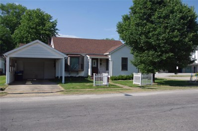 106 W 4th Street, St Jacob, IL 62281 - MLS#: 18046990
