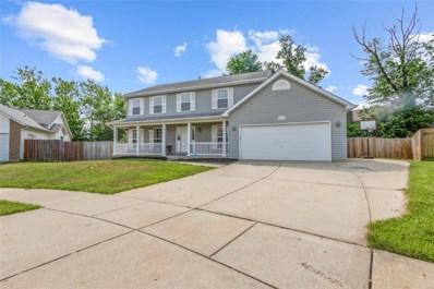 116 Ashford Oaks Drive, Wentzville, MO 63385 - MLS#: 18047050