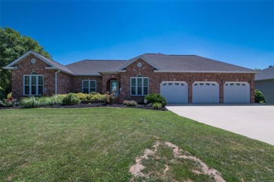 152 Sundown Ridge, Maryville, IL 62062 - MLS#: 18047139