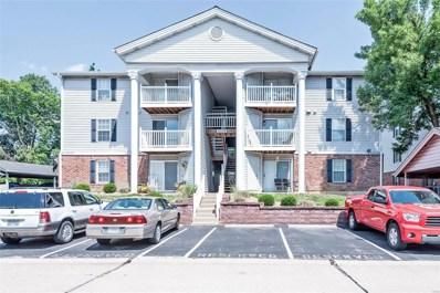 4309 Arrow Tree Drive UNIT F, St Louis, MO 63128 - MLS#: 18047181