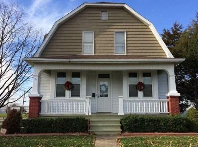 121 Locust Street, Red Bud, IL 62278 - MLS#: 18047209