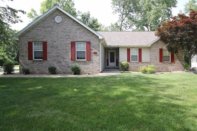 218 Burns Farm Boulevard, Edwardsville, IL 62025 - MLS#: 18047274