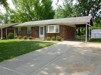 1652 Oliveto Lane, Hazelwood, MO 63042 - MLS#: 18047299