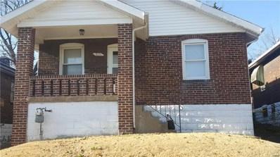 8351 Octavia Avenue, St Louis, MO 63136 - MLS#: 18047565