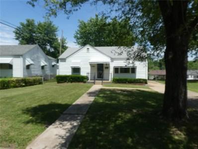 9829 Meadow View Drive, St Louis, MO 63114 - MLS#: 18047574