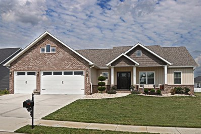 2145 Tuscany Ridge Court, Maryville, IL 62062 - MLS#: 18047604