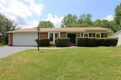 61 White Plains Drive, Chesterfield, MO 63017 - MLS#: 18047626