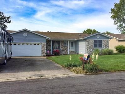 167 Woods Mill Drive, Staunton, IL 62088 - MLS#: 18047638