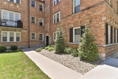 7532 Cromwell Drive UNIT 3S, St Louis, MO 63105 - MLS#: 18047640